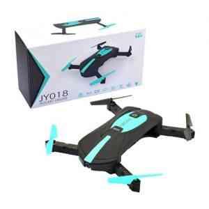 2.4G Portable JY018 Foldable Mini Selfie Drone