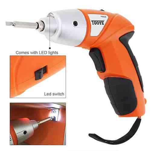 3.6V Rechargeable Hand Drill