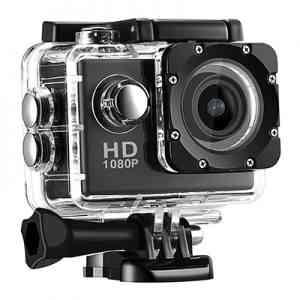 Action Camera HD 1080p 12MP Waterproof Sports Camera