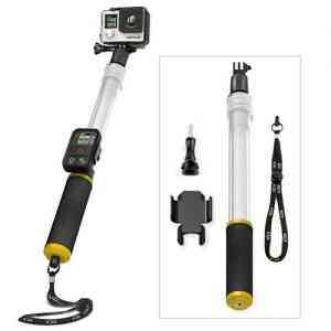 Aquapod Floating Extension Pole Remote Stick