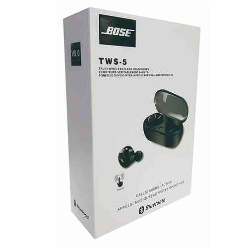Bose TWS-5 SoundSport Truly Wireless Sport Headphones