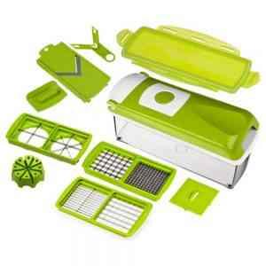 Buy Multi Purpose Vegetable Chopper Nicer Dicer Plus lowest Price ido.lk