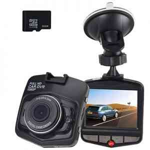 Blackbox DVR Car Dashboard Camera Vehicle Video Recorder