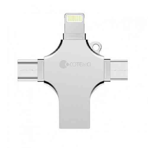 Coteetci 4in1 Memory Series 64GB Flash Drive
