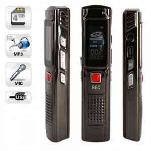 Digital Voice Recorder 8GB Voice Recorder GH-809
