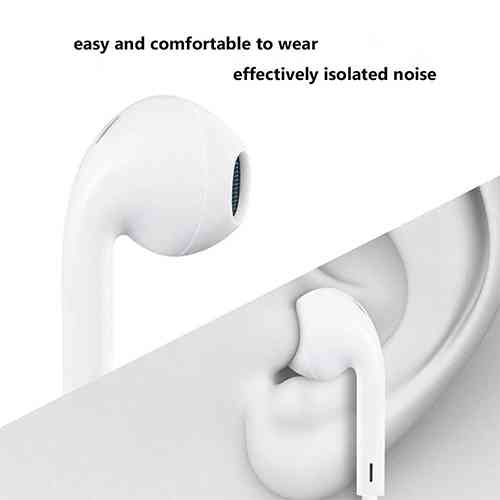 EarPods with Remote and Mic compatible with iPhone