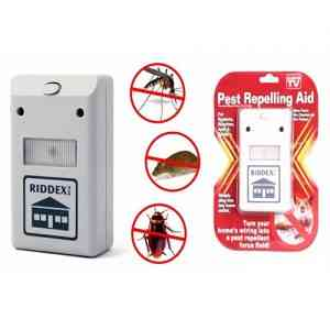 Electronic Pest Repelling Aid
