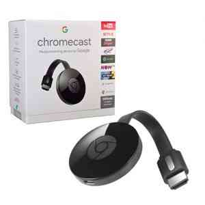 Chromecast TV Streaming Device