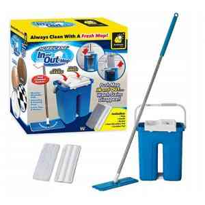 Hurricane mop in and Out Mop Floor Cleaner System