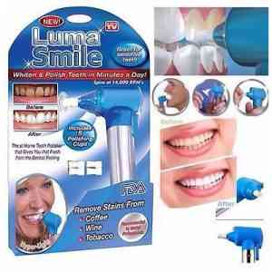 LUMA Smile Whitten & Polish teeth