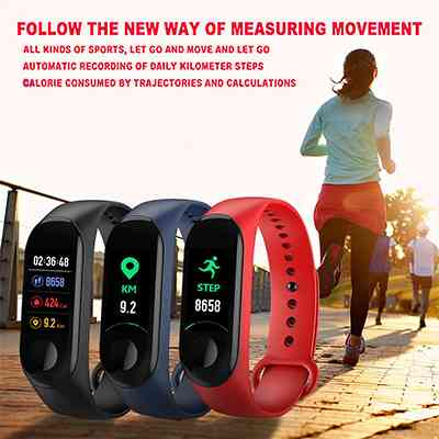 M3 Smart Fitness Band