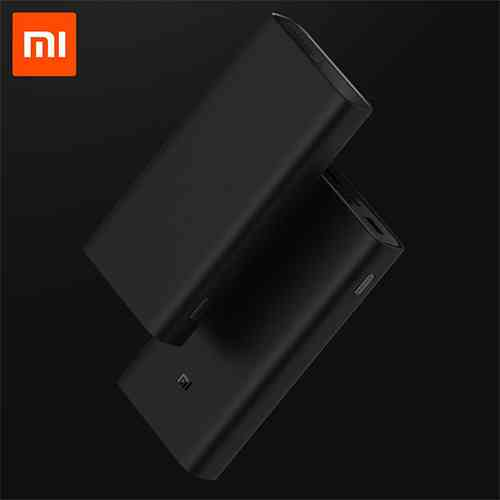 Original Xiaomi 20000mAh 3rd Gen Power Bank