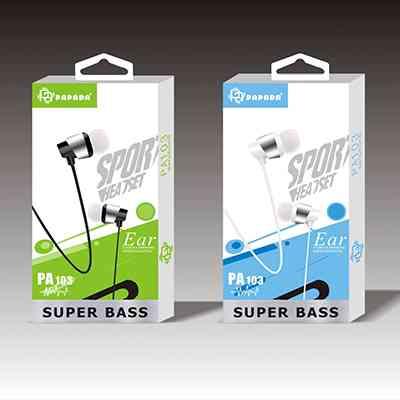 PAPADA PA103 Super Bass Hands free