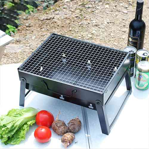 Portable Folding BBQ Grill