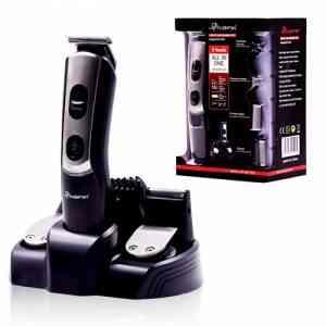 ProGemei GM-590 Rechargeable Hair Clipper 5-in-1 Men's Grooming Kit