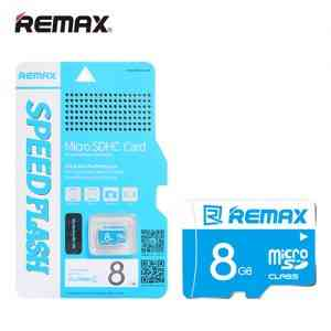Remax Original 8GB Class 6 TF Micro SD High-speed Memory Card
