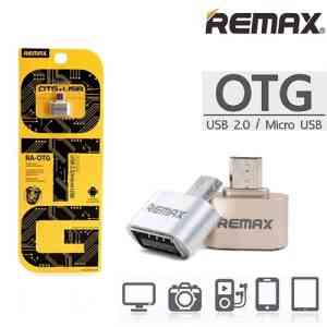 REMAX MICRO USB OTG ADAPTER RA-OTG