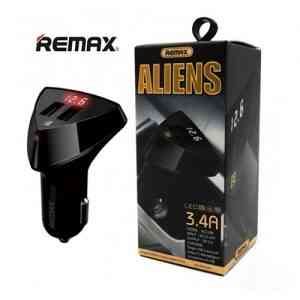 Remax Aliens 3.4A RCC-208 Car Charger