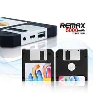 Remax Floppy Disk 5000mAh Power Bank
