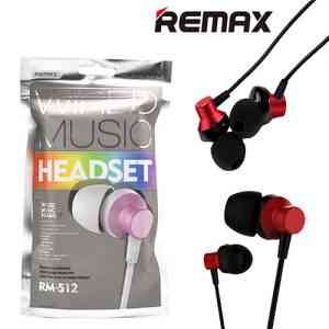 Remax In-Ear Wired Earphone Stereo Headset