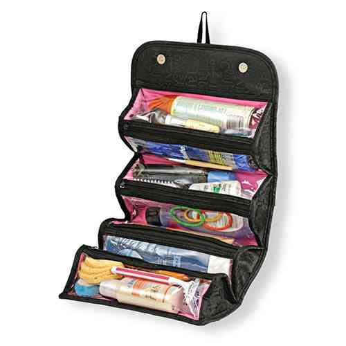 Roll & Go Cosmetic Bag
