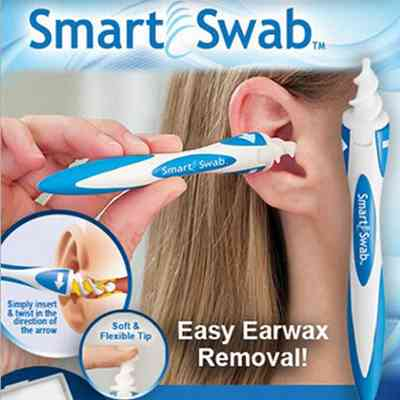 Smart Swab Ear Cleaner