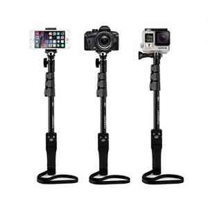 Tripods, Monopods & Bluetooth Selfie Sticks