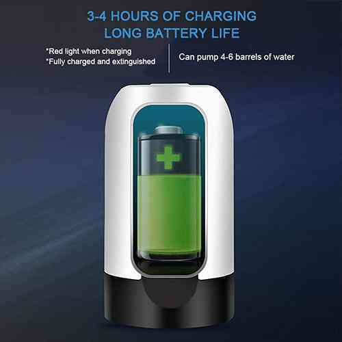 USB Rechargeable Electric Water Pump