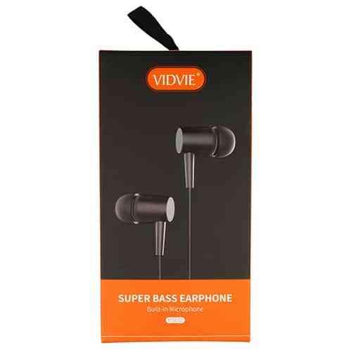 Vidvie HS632 Headset Black