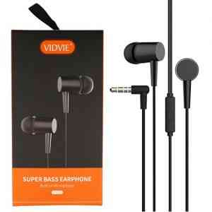 Vidvie HS632 Headset Black