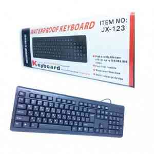 Waterproof Keyboard JX-123