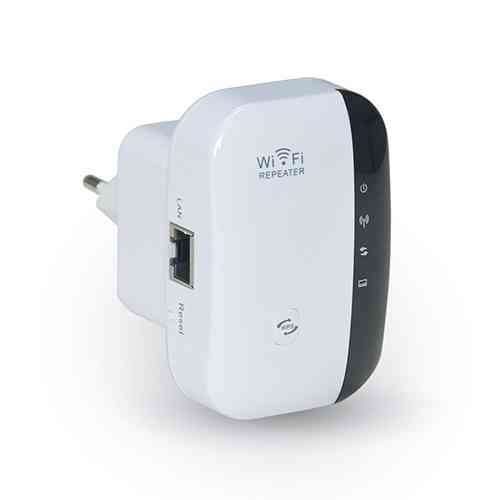 300M Wireless Wifi Repeater 2.4G AP Router Signal Booster Extender Amplifier