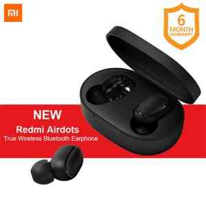 Xiaomi Redmi AirDots Wireless Bluetooth Headset – Black