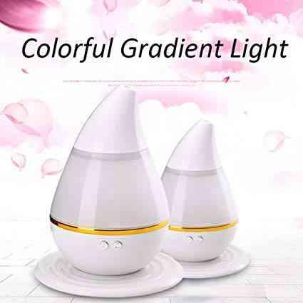Gradient light fragrance
