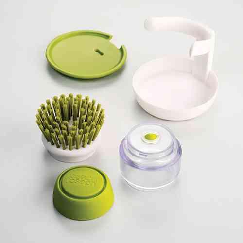 Soap dish wash Dispenser
