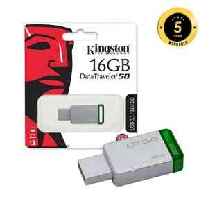 Kingston 16GB Pen drive Data Traveler DT50