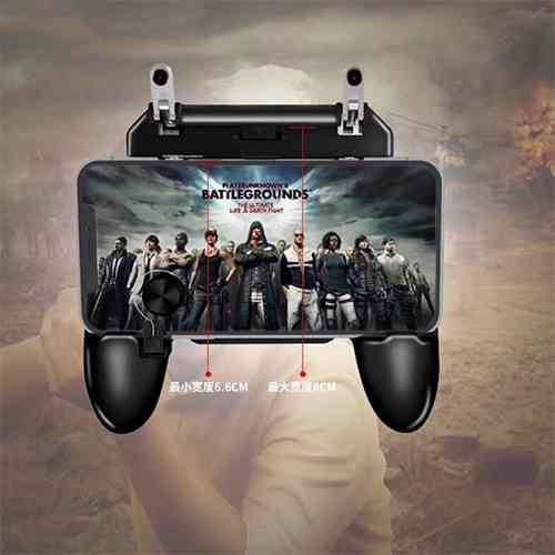PUGB Mobile Game Controller W11+