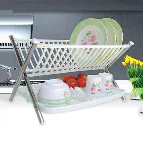 Multifunctional Folding Rack Kitchen