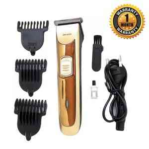Rechargeable Hair And Beard Trimmer GM-6028