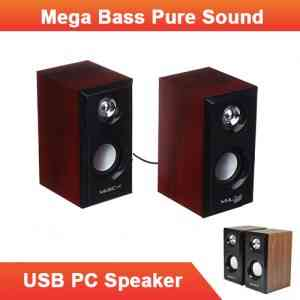 USB Speaker For Computer Laptop Music F D09