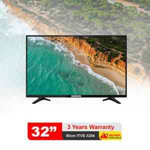 Innovex 32 HD LED TV ITVE-3204