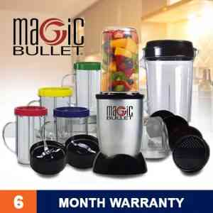 Magic Bullet Blender 21 in 1 Mixer & Food Processor
