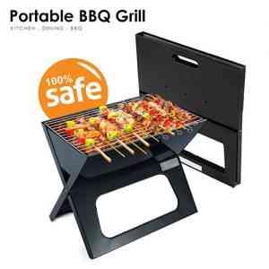 Portable BBQ Grill Machine