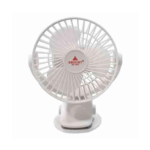 Bright Rechargeable Mini Fan