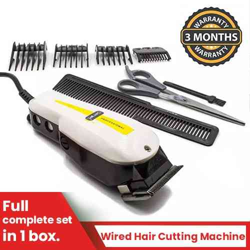 Geemy Hair Clipper Trimmer Wired GM-1021