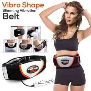 Vibro Shape Slimming Belt Vibration Body Massager