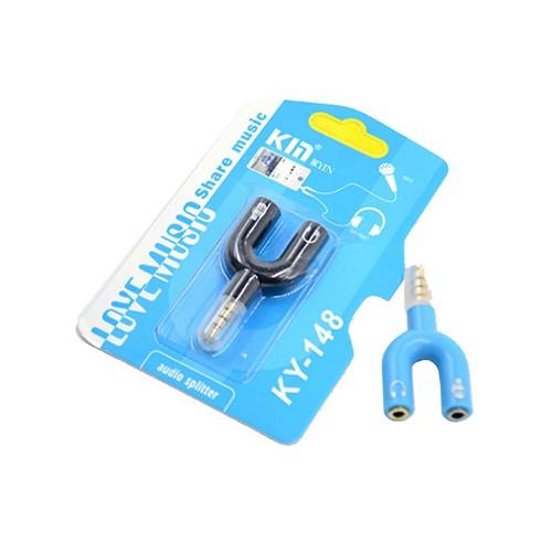 Audio Splitter 3.5mm Jack Aux Cable