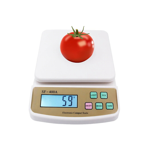 10Kg Digital Kitchen Scale SF400A