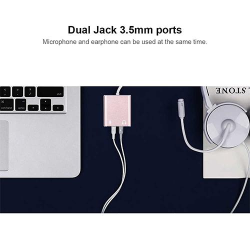 External USB Sound Card