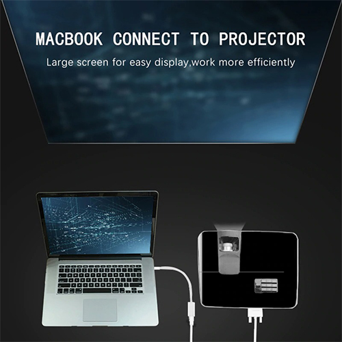 Mini DisplayPort To HDMI Adapter Cable